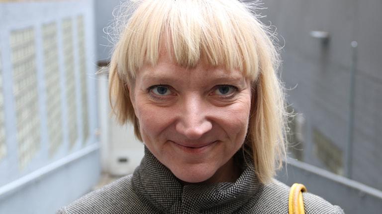 Sara Hansby-Reis startade sin egen musiktidning.