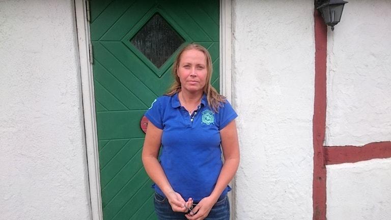 Helena Lundmark hörde av sig till kommunen efter att hennes häst dött.