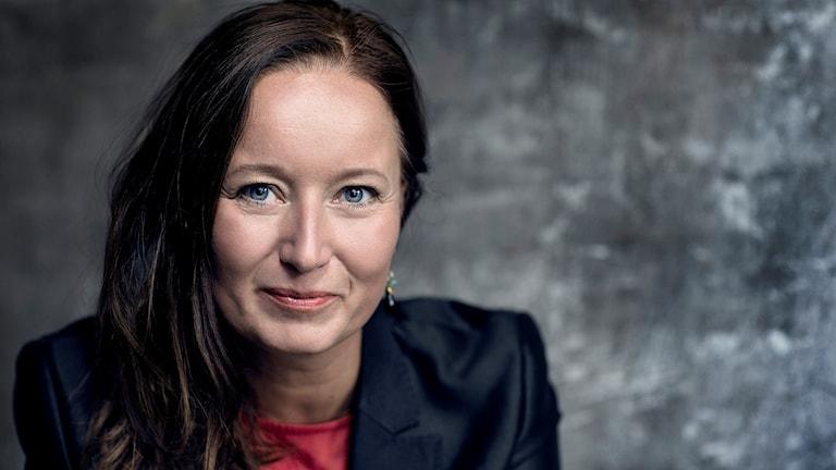 Kitte Wagner, vd och konstnärlig ledare för Malmö stadsteater. Foto: Ida Wang/Malmö stadsteater