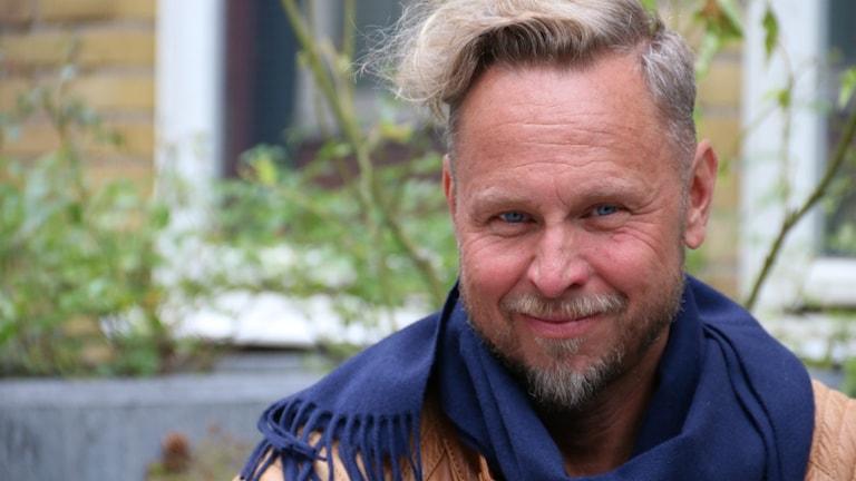 Björn Roslund, överläkare och psykiatriker.