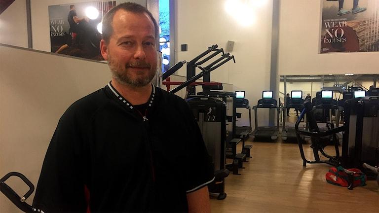 Tomas Westerlund, tränare för Team Eslöv.