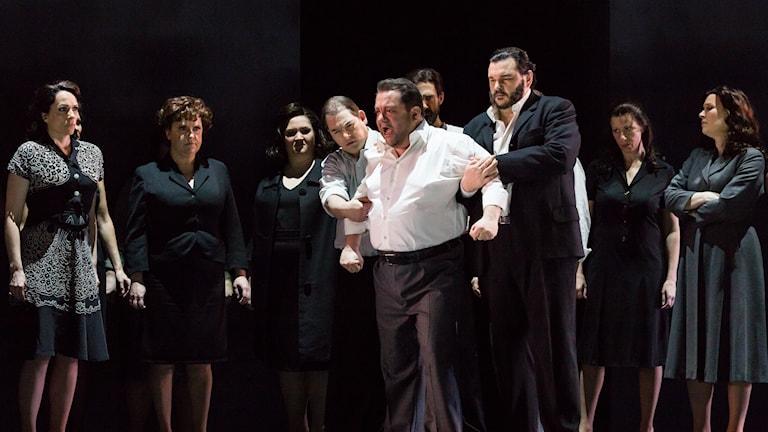 La Gioconda på Malmö Opera