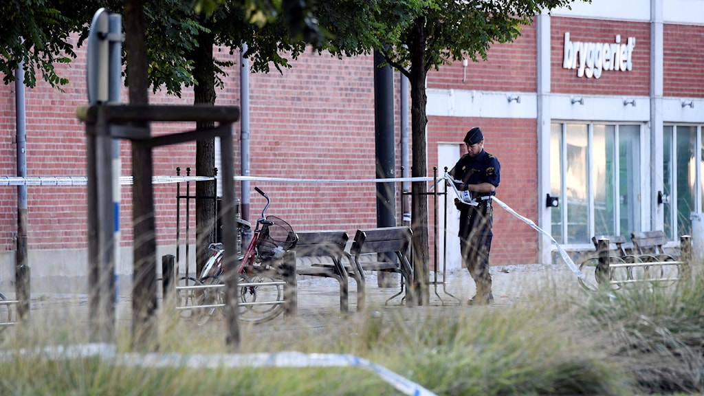 I mitten på augusti sköts tre män i Malmö.