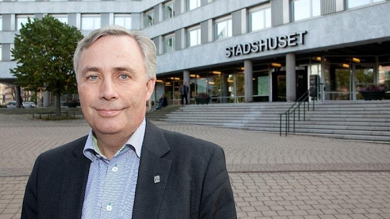 Jan-Inge Ahlfridh, stadsdirektör, Malmö Foto: Stig-Åke Jönsson/Malmö stad
