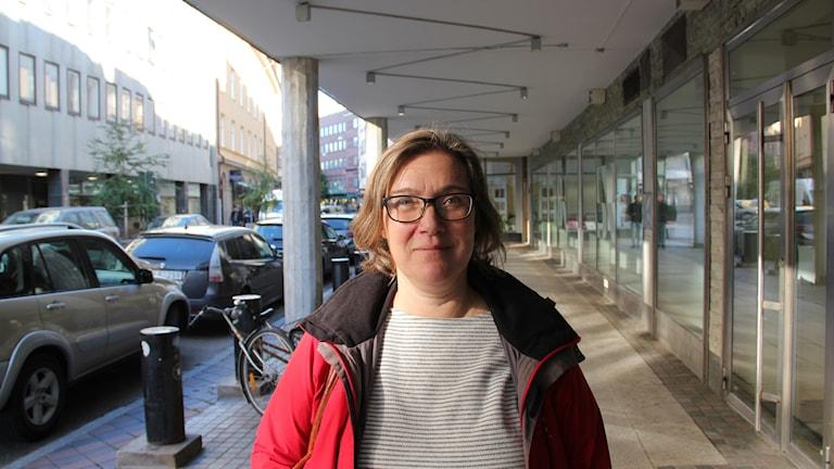 Lotta Lagerholm, autism- och asbergerföreningen i Skåne