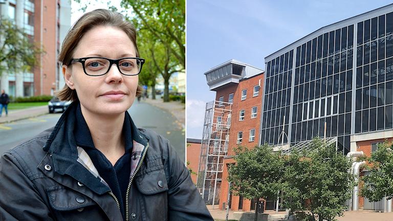 Caroline Mellgren/ Fastigheten Kranen i Dockan i Malmö föreslås som plats för ny polisutbildning