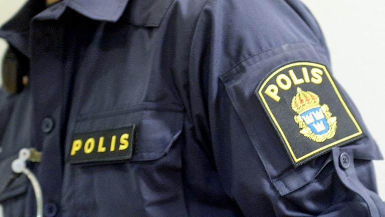 Bild på polis.