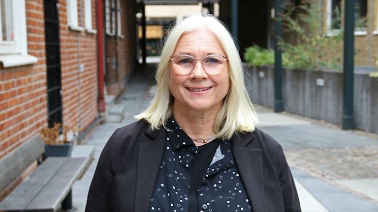 Ewa Nilsson är rektor på Akedemi i Båstad, Sveriges första utbildning för cykelmekaniker.