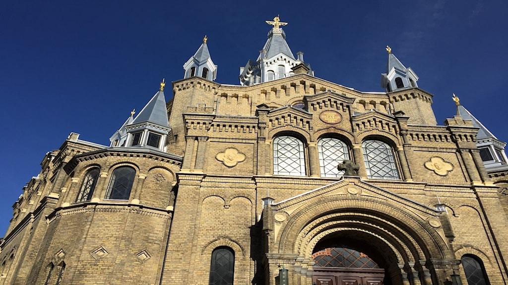 Nu öppnar st Pauli kyrka i Malmö upp igen efter samanlagt 4 års renovering.