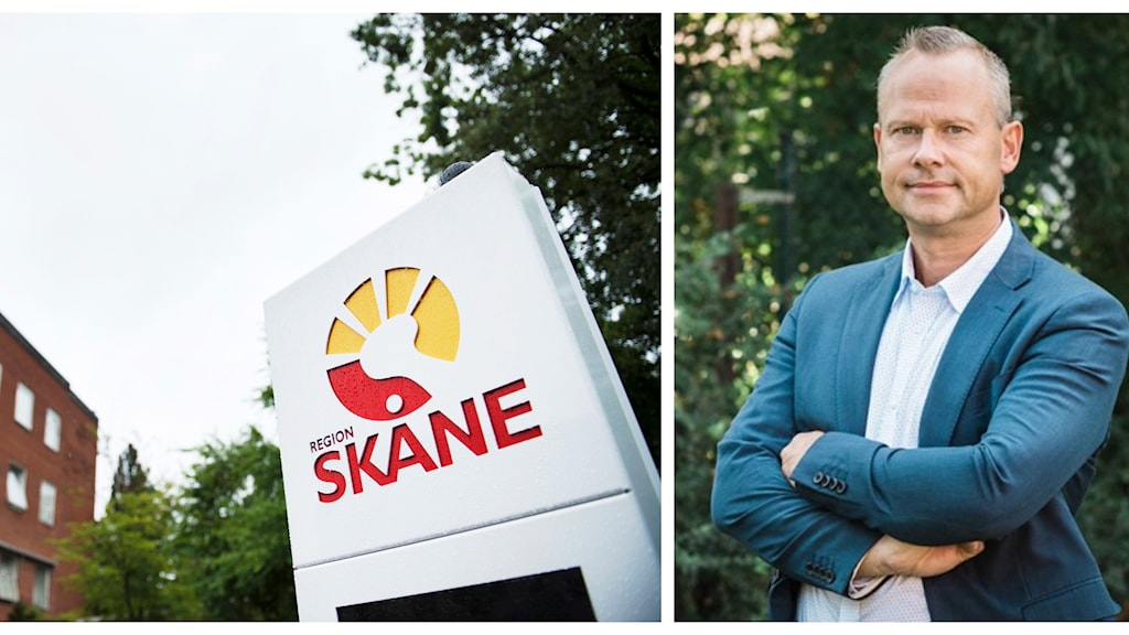 Patrik Jönsson är regionråd för SD i Skåne.