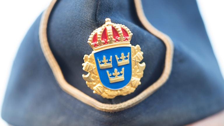 POLISMÖSSA