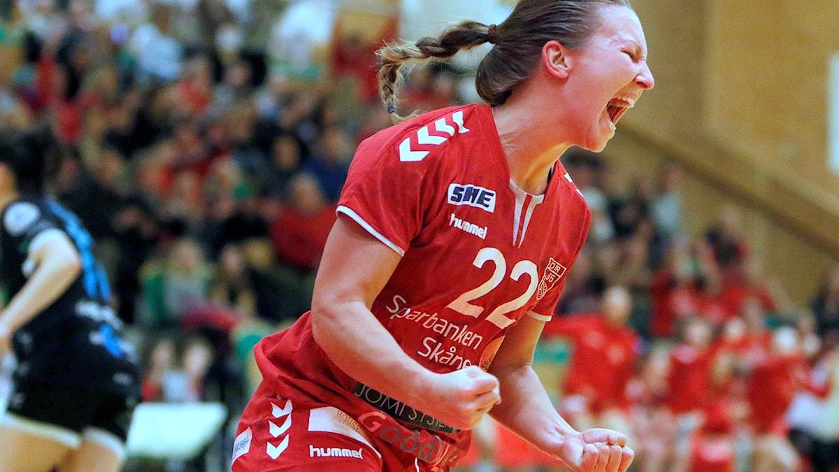 Cassandra Tollbring, spelare H65 Höör