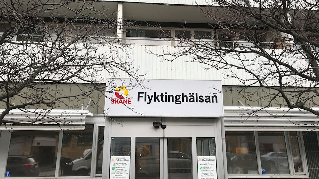 Flyktinghälsan i Malmö