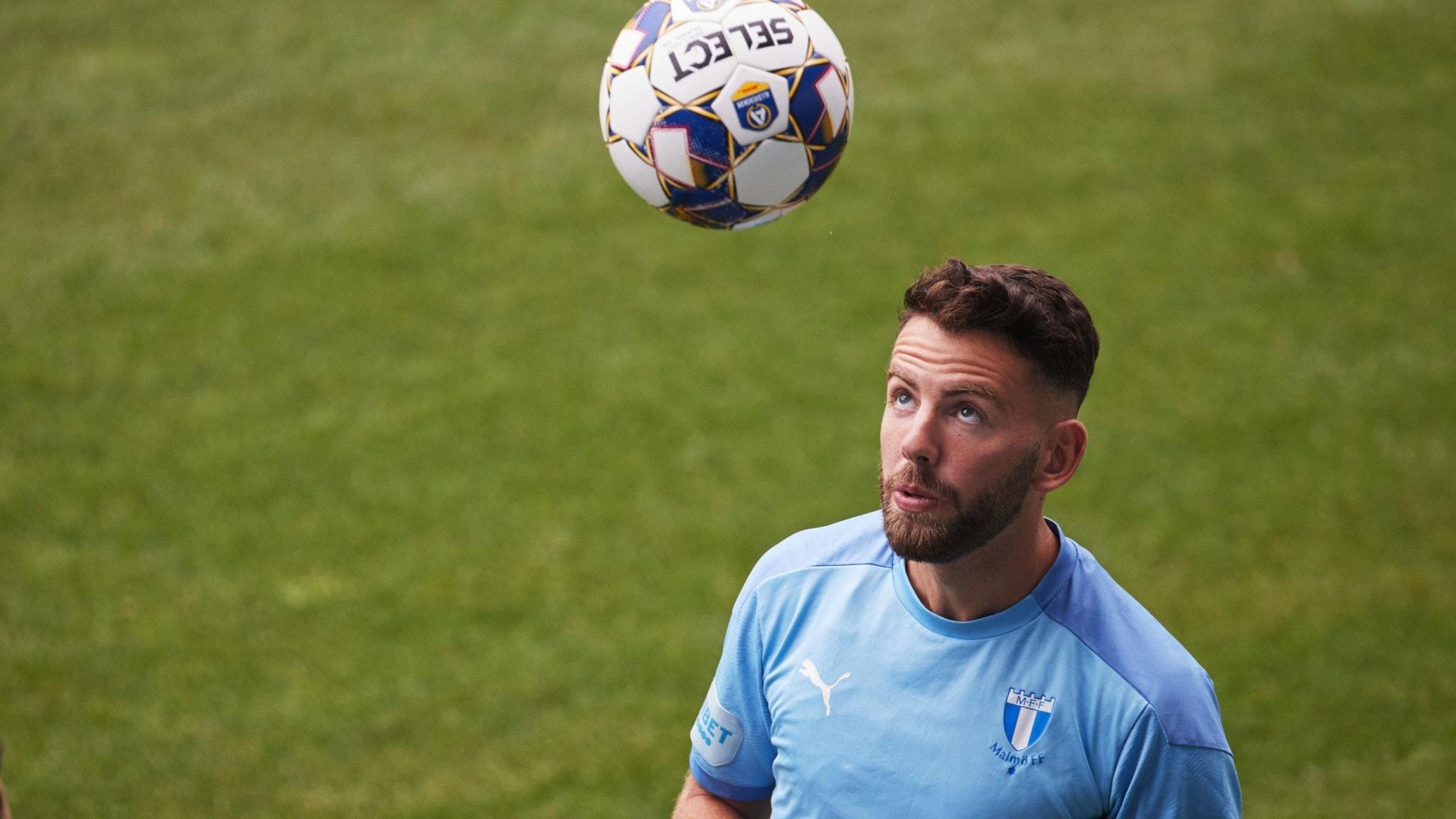 Malmöspelaren redo för landslagsspel – för Nordmakedonien