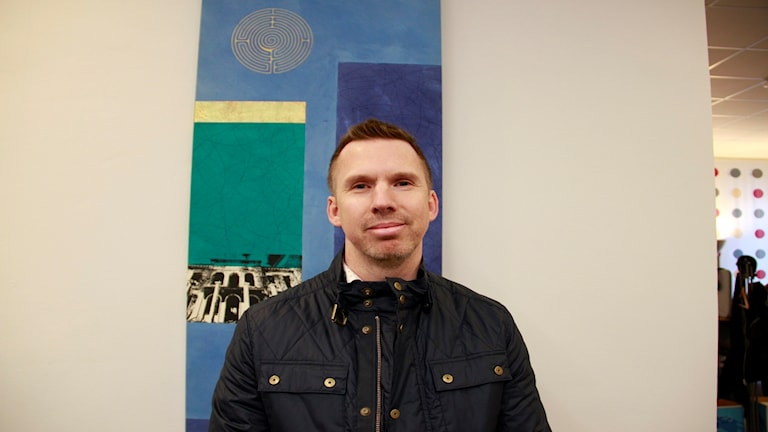 Björn Svensson, gruppchef på bedrägerisektionen på Polisen i Malmö