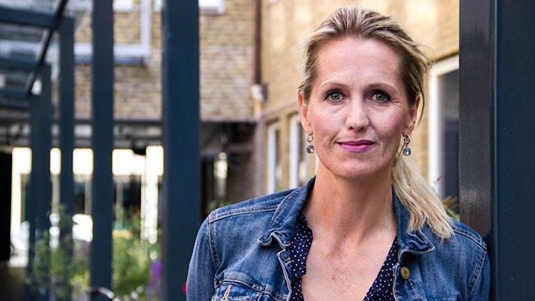 Läraren Malin Holmqvist har styrt instagramkontot i två veckor.
