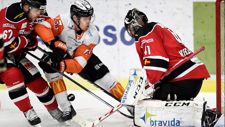 Ishockey Karlskrona Malmö