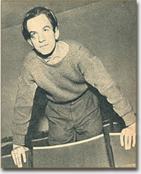 Ingmar Bergman 1951 (Foto: SVTBild)