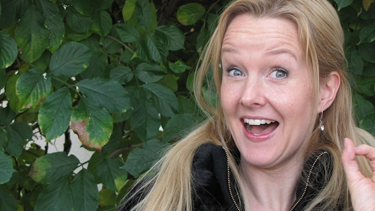 Jenny: Therese Andersson (Foto: Magnus Lindman/SR)