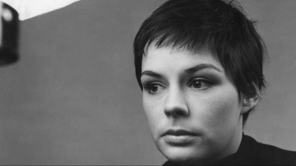 Mona Malm 1959 (Foto: SVT Bild)