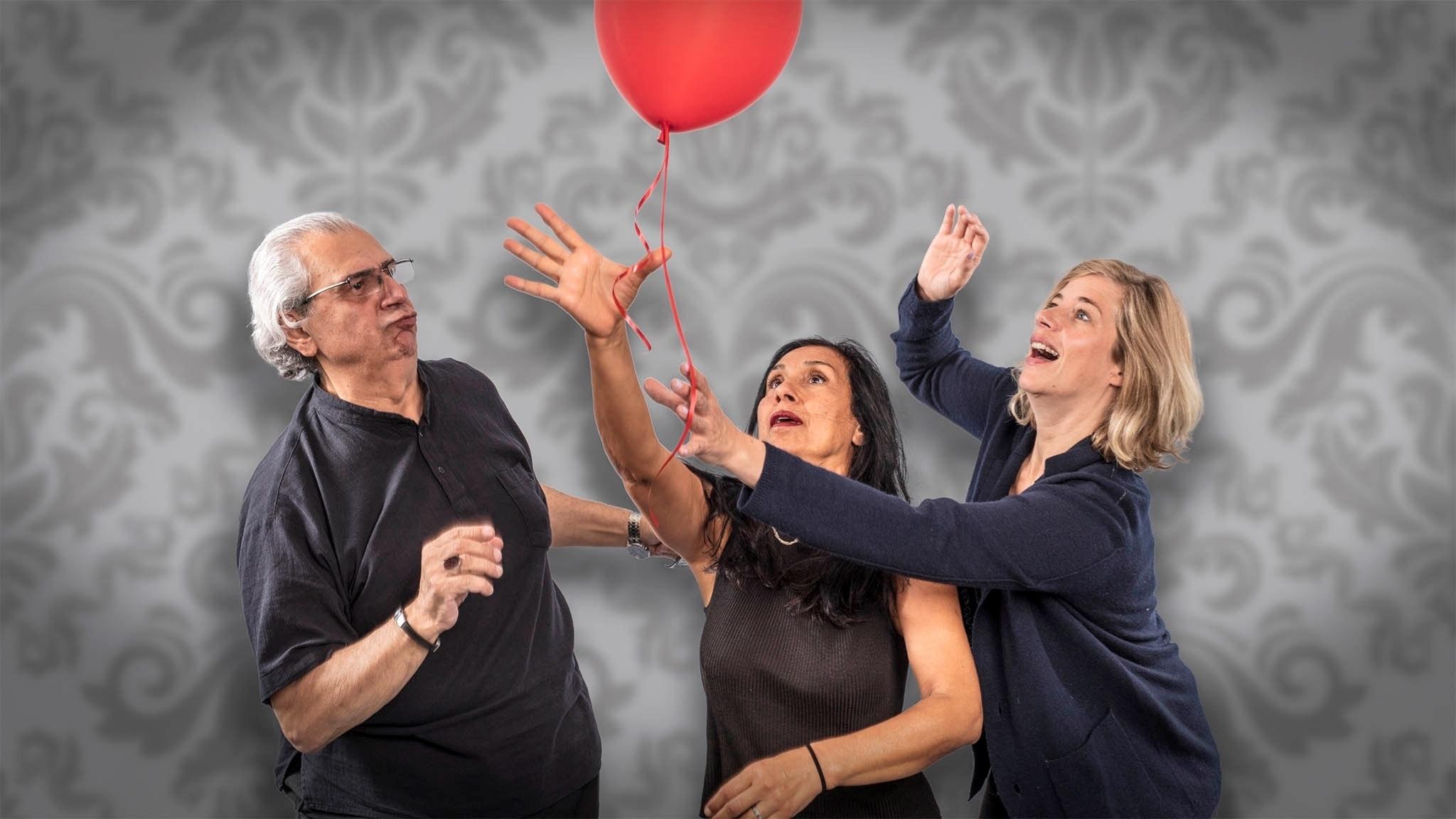 Ballongen av Marjaneh Bakhtiari