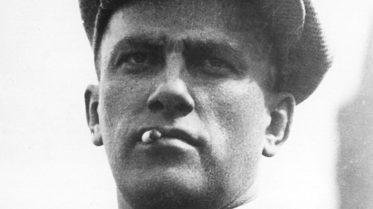 Vladimir Majakovskij (Foto: SVT Bild)
