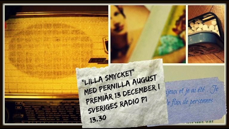 Lilla smycket av Dmitri Plax med bland andra Pernilla August.
