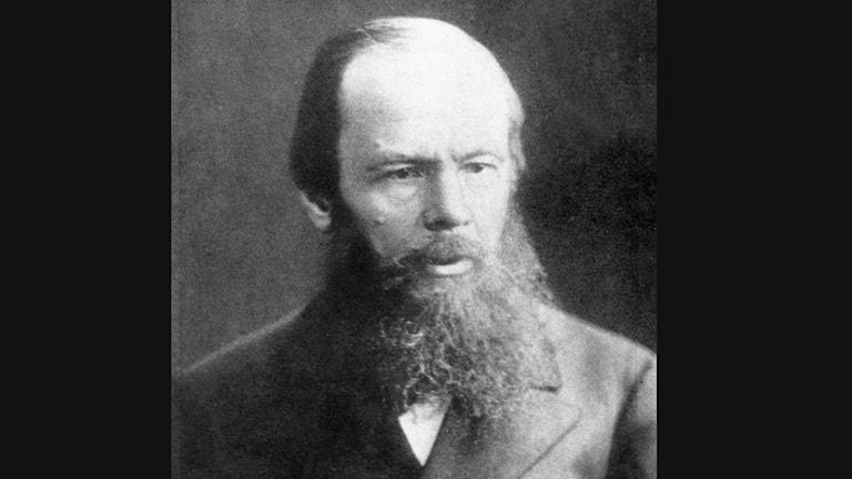 Fjodor Dostojevskij (Foto: SVT Bild)