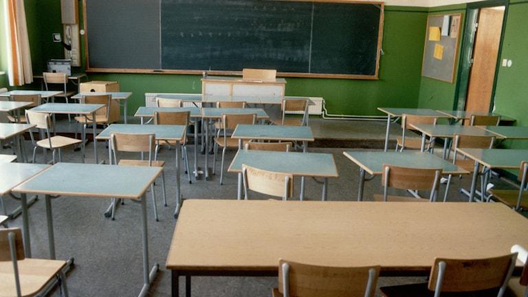 Skola (Foto: Bengt O Nordin/SVT Bild)
