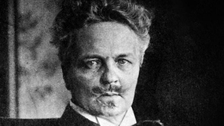 August Strindberg (Foto: SVT Bild)
