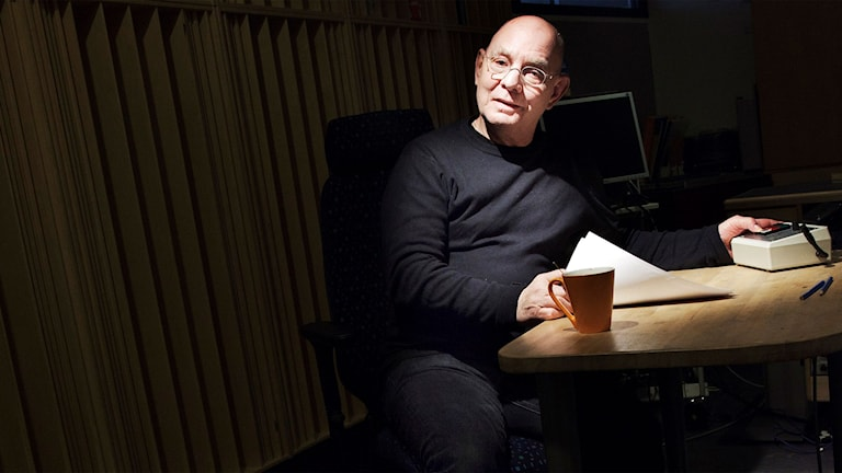 Lars Norén (Foto: Stina Gullander/Sveriges Radio)