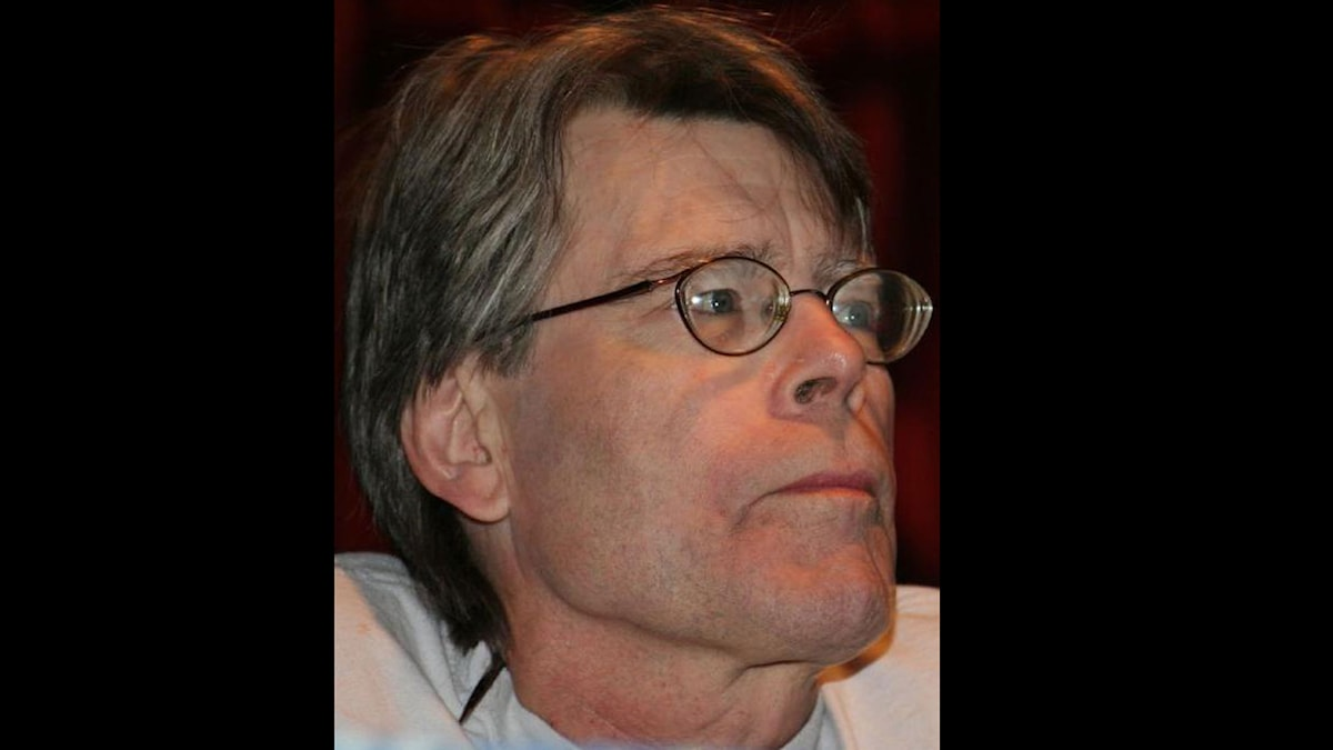"""""""Stephen King, Comicon"""" by """"Pinguino"""" - """"Pinguino's"""" flickr account. Licensed under CC BY 2.0 via Wikimedia Commons"""