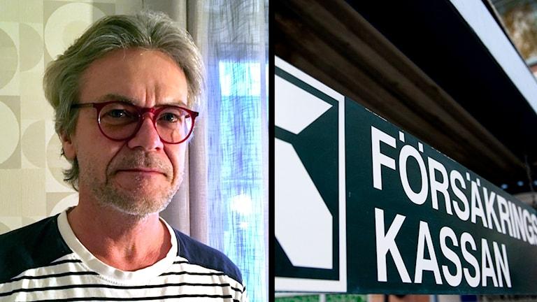 Porträttbild av Håkan Lehnér