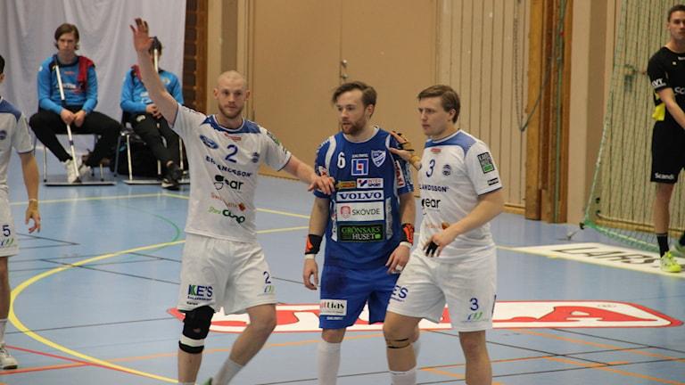Aranäs - IFK Skövde.
