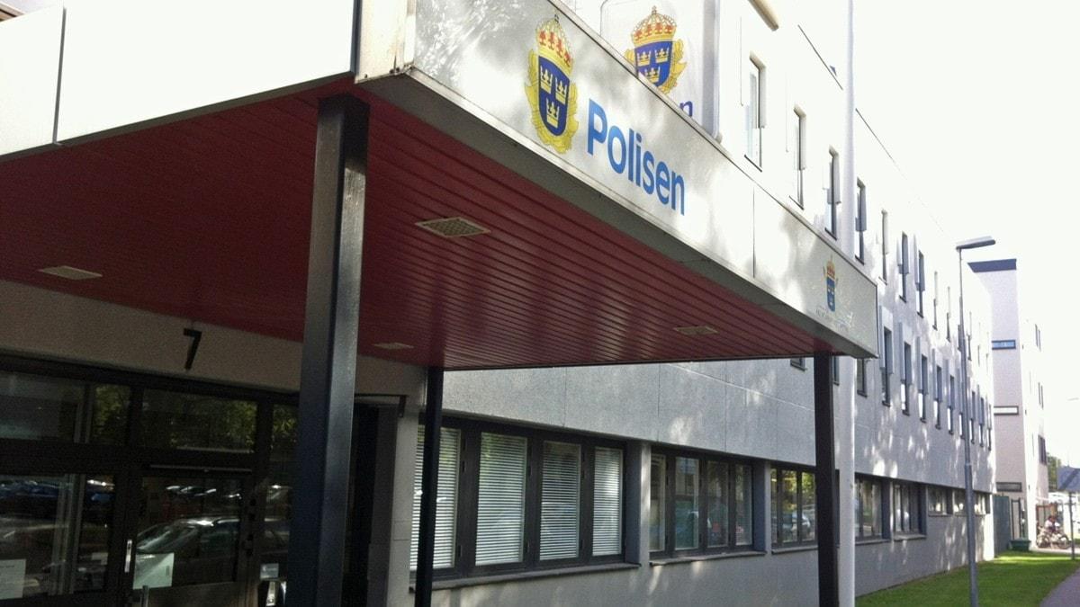 En person anhållen för våldtäkt i Falköping