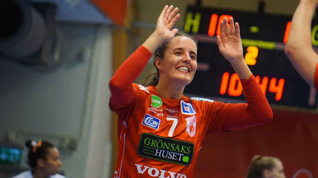 Skövde HF Nora Jakobsson van Stam