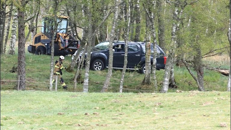 traktorolycka falköping