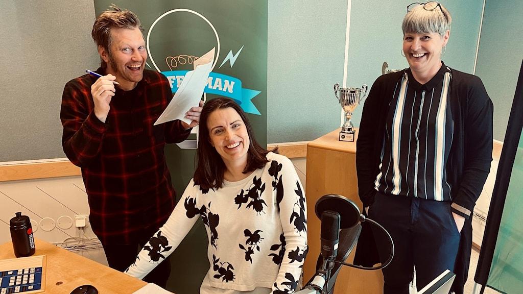 Jecko, Linda Gustavsson och Mia Wiss Krantz leder Vi i femman 2021.