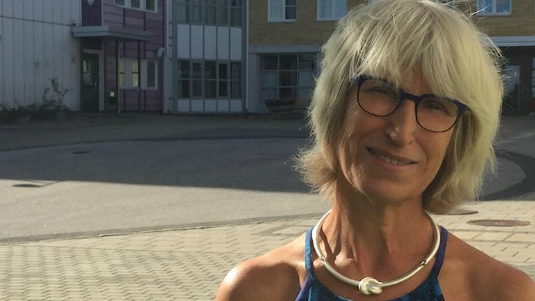 Else-Marie Törnberg, Suicidprevention i Väst