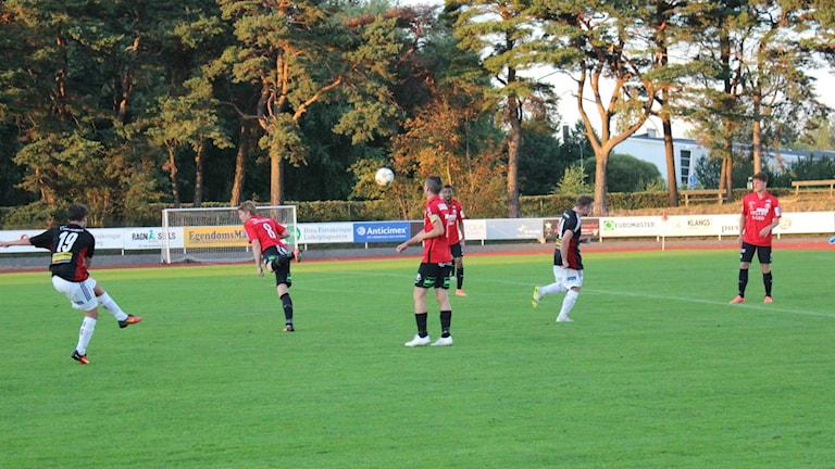 Det blir division 3 nästa säsong för Lidköpings FK