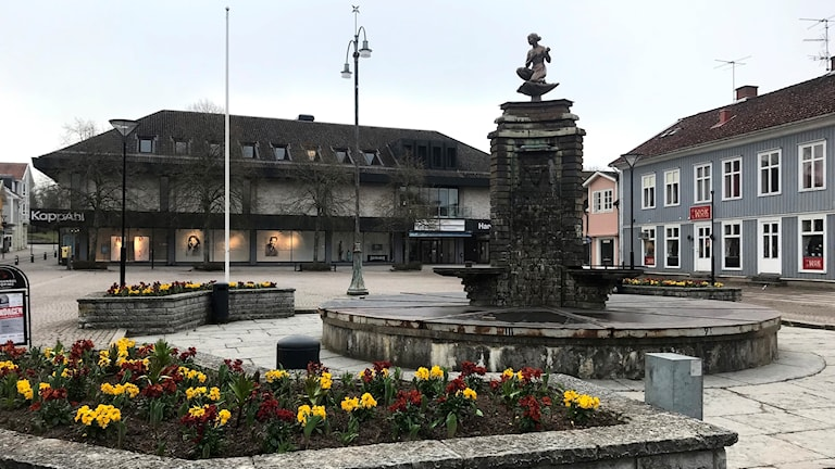 Torget i Falköping 3