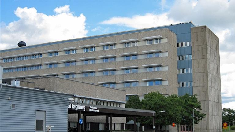 Skaraborgs sjukhus Skövde. Foto: Marie Schnell / P4 Skaraborg Sveriges Radio.