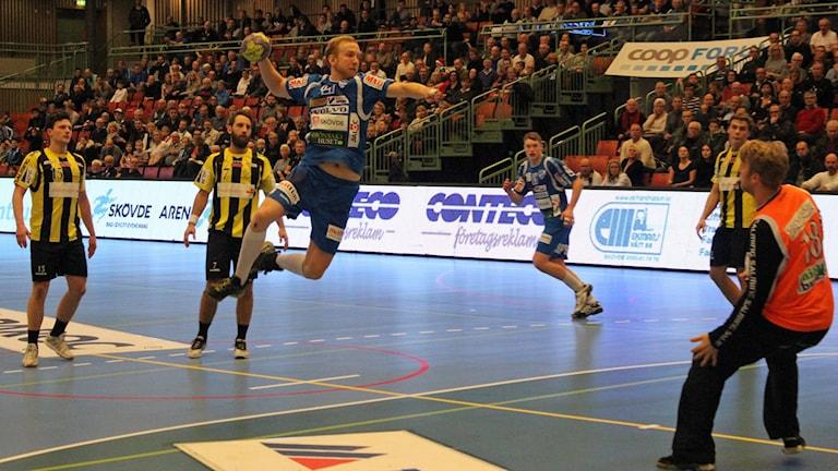 Henrik Dahlberg IFK Skövde