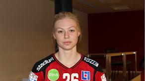 En av Skövde HF:s bästa spelare Tilda Olsson lämnar klubben efter säsongen.
