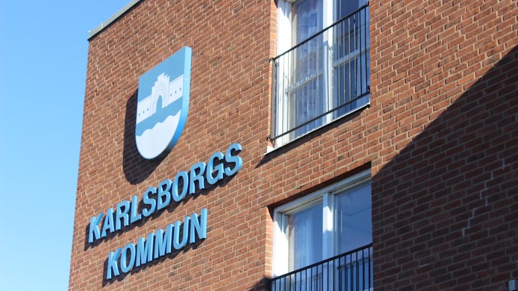 Kommunhuset Karlsborg