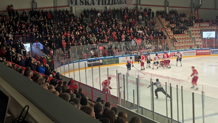 Troja/Ljungby - Mariestad BoIS