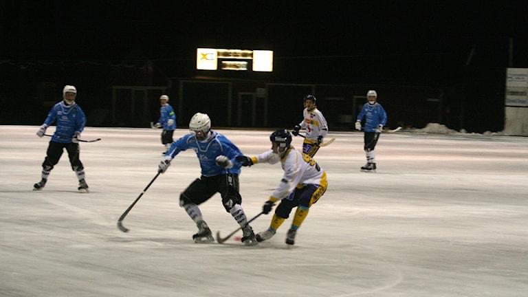 Det blir division 1 på Otterstrand nästa säsong. Foto: Arkivfoto.