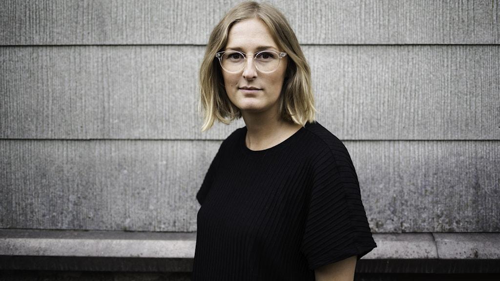 Malin Joleby, doktorand i psykologi vid Göteborgs universitet.