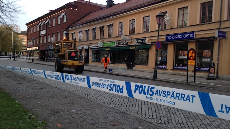 Klockbutiken i centrala Skövde
