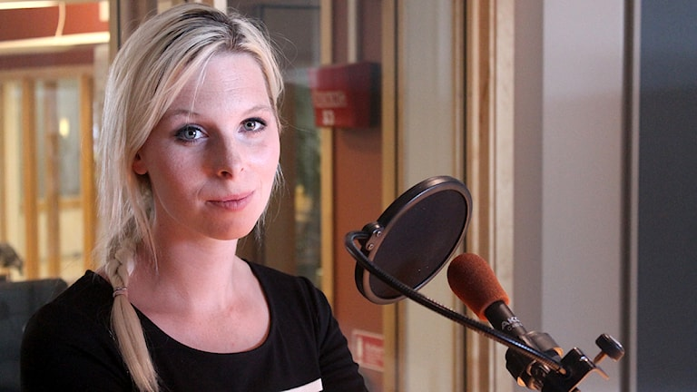 Hanna Wigh Foto: Marie Schnell/P4 Skaraborg Sveriges Radio